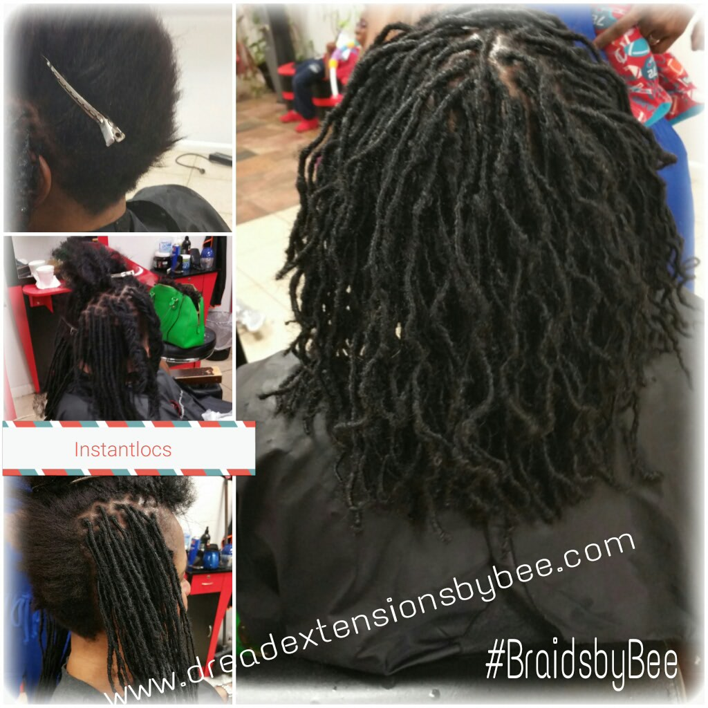Starting Dreads On Short Hair